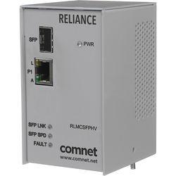 COMNET Electrical Substation-Rated 10/100/1000 Mbps Media Converter