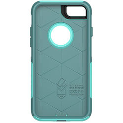 Otter Box Commuter Case for iPhone 7 (Aqua Mint Way)