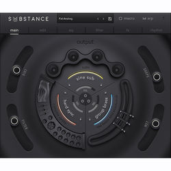 Output SUBSTANCE - Acoustic and Electric Bass Virtual Instrument (Download)
