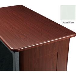 "Middle Atlantic Wood Top and 2 Side Panels Kit for Slim 5-Series Equipment Rack (14 RU, 20"" Deep, Gray Ash)"