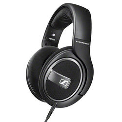Sennheiser HD 559 Open-Back Around-Ear Headphones (Black)