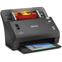 Epson FastFoto FF-640 High-Speed Photo Scanning System
