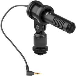 Polsen SMS-45A Mini Shotgun Stereo Condenser Microphone