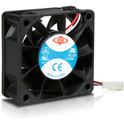 iStarUSA Dual Ball-Bearing Fan for Select Chassis Models (60mm)