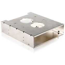 """iStarUSA 5.25"""" Drive Bay Cage for 3.5"""" & 2.5"""" Hard Drives"""