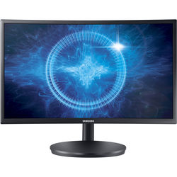 """Samsung C24FG70 24"""" 16:9 Curved LCD Monitor"""