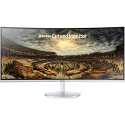 """Samsung C34F791 34"""" 21:9 Curved LCD Monitor"""