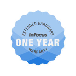 """InFocus 1-Year Extended Hardware Warranty for 85"""" JTouch Display"""