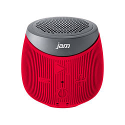 jam Doubledown Wireless Bluetooth Speaker (Red)