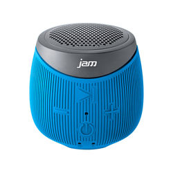 jam Doubledown Wireless Bluetooth Speaker (Blue)