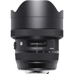 Sigma 12-24mm f/4 DG HSM Art Lens for Sigma SA
