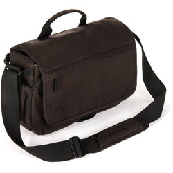 Tamrac Apache 6.2 Series Camera Bag (Waxed Canvas, Chocolate Brown)