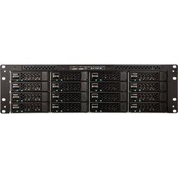 Studio Network Solutions 3U/64BIT MLTCR/16SATA/24T RAW/4x1GB EN