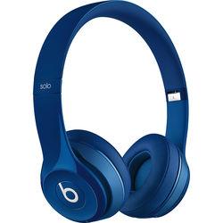 Beats by Dr. Dre Solo2 Wireless On-Ear Headphones (Blue)