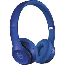 Beats by Dr. Dre Solo2 Wired On-Ear Headphones (Blue Sapphire)