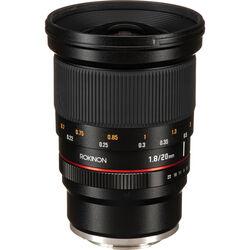 Rokinon 20mm f/1.8 ED AS UMC Lens for Sony E