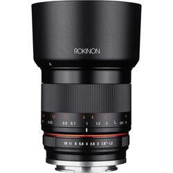 Rokinon 35mm f/1.2 ED AS UMC CS Lens for Sony E (Black)