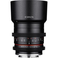 Rokinon 35mm T1.3 Compact High-Speed Cine Lens (E-Mount)
