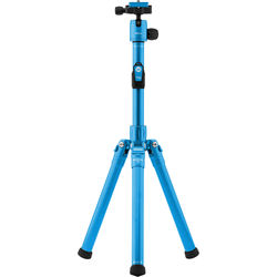 MeFOTO BackPacker Air Travel Tripod (Blue)