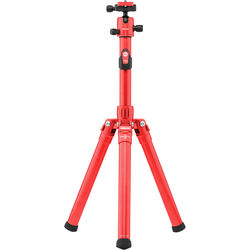 MeFOTO GlobeTrotter Air Travel Tripod (Red)