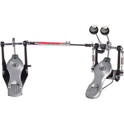 Gibraltar 5711DB Single-Chain CAM-Drive Double Bass-Drum Pedal