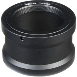 Bower T-Mount to Sony E Mount Adapter