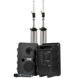 Anchor Audio Go Getter Deluxe AIR PA Package with Wireless Handheld Microphone