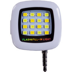 Dracast Camlux Mini Portable 16-LED Phone Light
