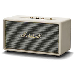 Marshall Audio Stanmore Bluetooth Speaker System (Cream)
