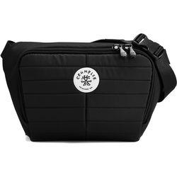Crumpler The Mild Enthusiast Camera Sling/Waist Bag (Medium, Black)