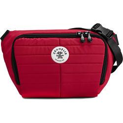 Crumpler The Mild Enthusiast Camera Sling/Waist Bag (Medium, Red)