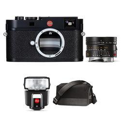 Leica M (Typ 262) Digital Rangefinder Camera with Summarit-M 35mm f/2.4 Lens and SF 40 Flash Bundle