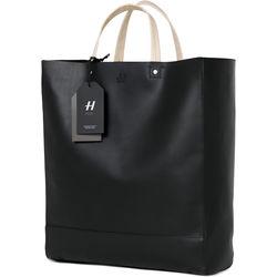 Hasselblad Sandqvist Tote Bag (Black Leather)