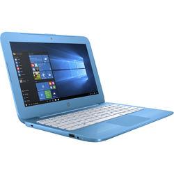 """HP 11.6"""" Stream 11-y010nr Notebook (Aqua Blue)"""