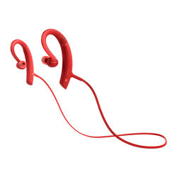 Sony XB80BS Extra Bass Sports In-Ear Bluetooth Headphones (Red)