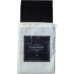 """Modern Collodion Tintype Plates (4 x 5"""", 15 Pack)"""