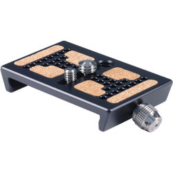 LOCKCIRCLE MicroMega Top Slider Camera Plate