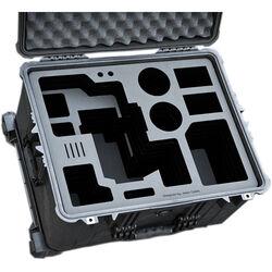 Jason Cases Hard Travel Case for Blackmagic URSA Mini Kit and Bottomplate