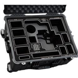 Jason Cases Hard Travel Case for Blackmagic URSA Mini Kit (Black Overlay)