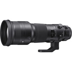 Sigma 500mm f/4 DG OS HSM Sports Lens for Sigma SA