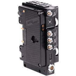 Wooden Camera D-Box (Weapon - Scarlet-W - Raven - Gold Mount)