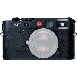 Leica M7 TTL .72 Rangefinder Camera (Black)
