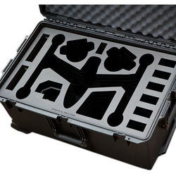 Jason Cases Protective Case for DJI Inspire Pro RAW Quadcopter