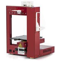 Tiertime UP Plus 2 3D Printer (Red)
