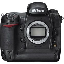 Nikon D3X DSLR Camera (Body Only, Refurbished)