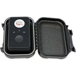 KJB Security Products GPS931 iTrail Solo GPS Tracking Device with Magnetic Case
