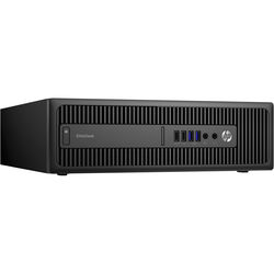 HP EliteDesk 800 G2 Small Form Factor PC with 256GB SSD