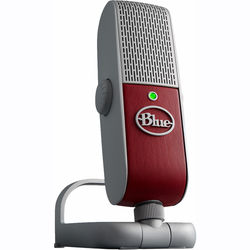 Blue Raspberry Premium Mobile USB Microphone