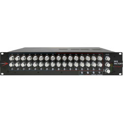 A-Designs 16 Channel Stereo Summing Mixer