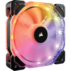 Corsair HD120 RGB LED 120mm PWM Fan with Controller (Three Pack)